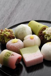 和菓子の写真素材 [FYI00039438]