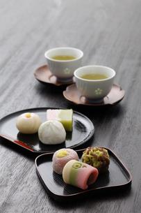 和菓子の写真素材 [FYI00039455]