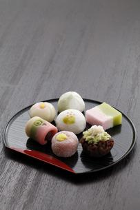 和菓子の写真素材 [FYI00039483]