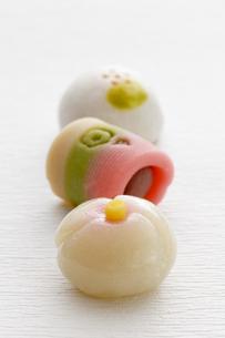 和菓子の写真素材 [FYI00039491]