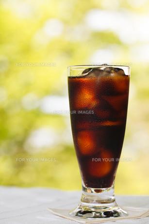 アイスコーヒーの写真素材 [FYI00039729]