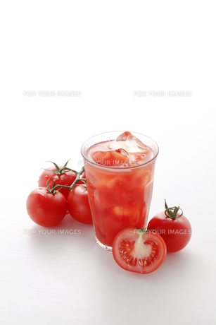 トマトジュースの写真素材 [FYI00039933]