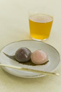 和菓子の写真素材 [FYI00040274]