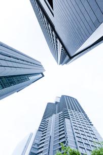 高層ビルの写真素材 [FYI00040379]