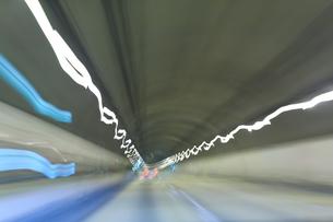 トンネルの写真素材 [FYI00040399]