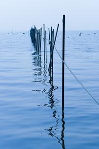 琵琶湖の風景の写真素材 [FYI00040411]