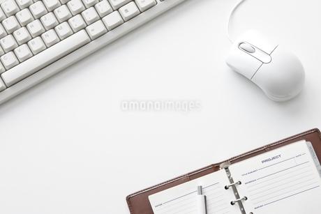 デスクイメージの写真素材 [FYI00040477]