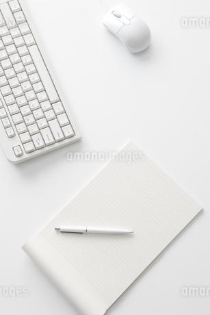 デスクイメージの写真素材 [FYI00040517]