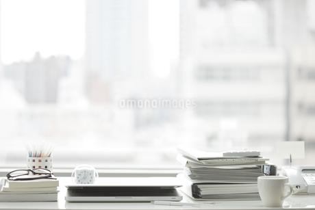 オフィスデスクの写真素材 [FYI00041022]