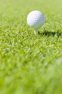 ゴルフボールの写真素材 [FYI00041377]