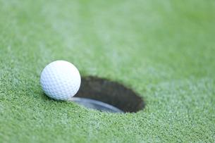 ゴルフボールの写真素材 [FYI00041391]