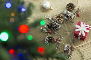 クリスマスグッズの写真素材 [FYI00041823]