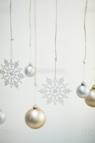 クリスマスグッズの写真素材 [FYI00041849]