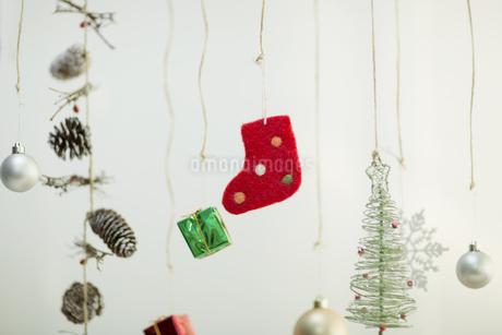 クリスマスグッズの写真素材 [FYI00041850]