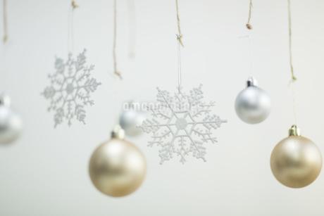 クリスマスグッズの写真素材 [FYI00041851]