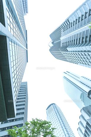 オフィス街の写真素材 [FYI00041987]