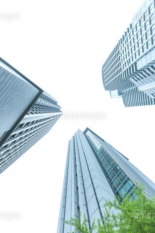 オフィス街の写真素材 [FYI00042002]