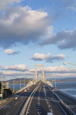 鳴門海峡大橋の写真素材 [FYI00042023]