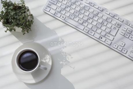オフィスデスクの写真素材 [FYI00042056]
