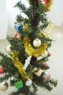 クリスマスツリーの写真素材 [FYI00042339]