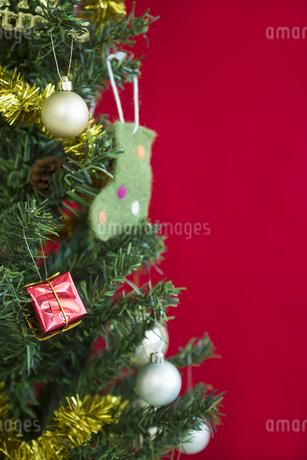クリスマスツリーの写真素材 [FYI00042359]