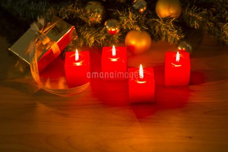 クリスマスグッズの写真素材 [FYI00042401]