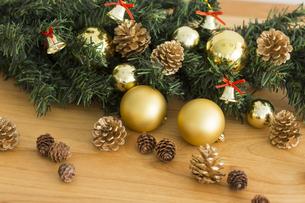 クリスマスグッズの写真素材 [FYI00042406]
