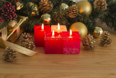 クリスマスグッズの写真素材 [FYI00042409]