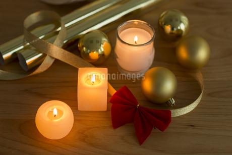 クリスマスグッズの写真素材 [FYI00042418]