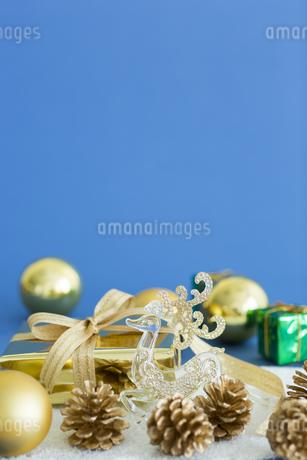 クリスマスグッズの写真素材 [FYI00042440]