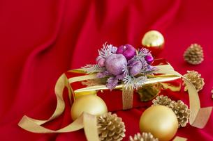 クリスマスプレゼントの写真素材 [FYI00042460]