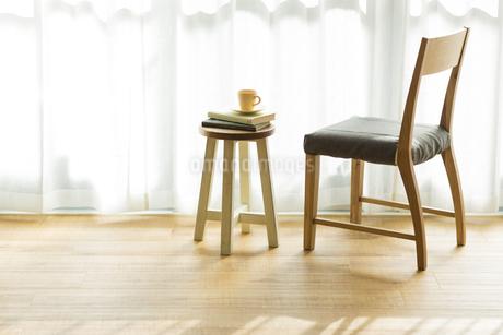 部屋の中にある家具の写真素材 [FYI00042522]