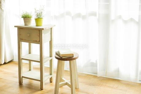 部屋の中にある家具の写真素材 [FYI00042530]
