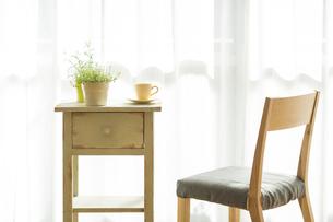部屋の中にある家具の写真素材 [FYI00042531]
