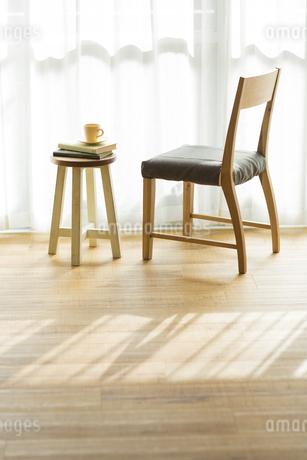 部屋の中にある家具の写真素材 [FYI00042534]