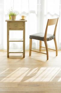 部屋の中にある家具の写真素材 [FYI00042537]