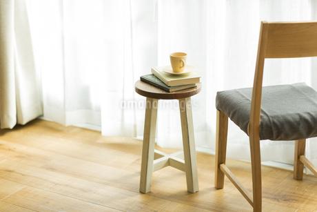 部屋の中にある家具の写真素材 [FYI00042541]