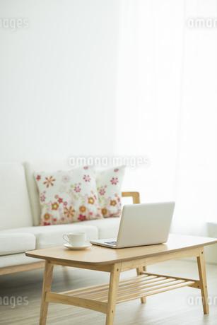 部屋の中にある家具の写真素材 [FYI00042577]