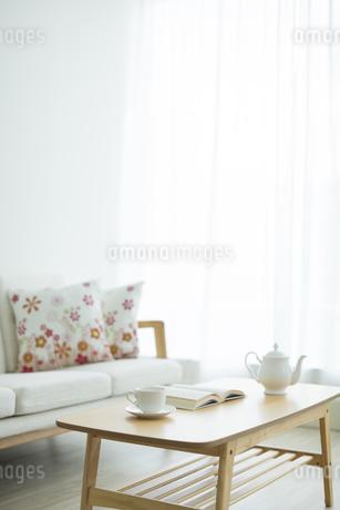 部屋の中にある家具の写真素材 [FYI00042584]