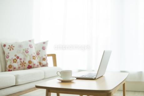 部屋の中にある家具の写真素材 [FYI00042591]