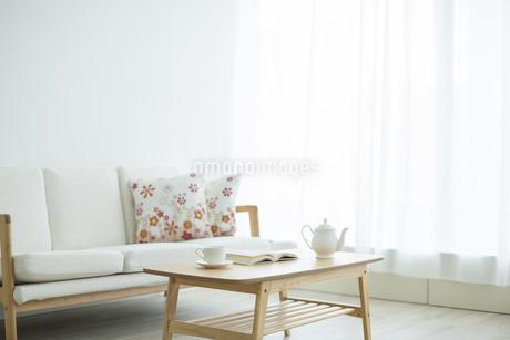 部屋の中にある家具の写真素材 [FYI00042594]