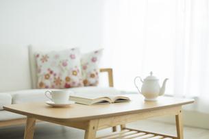 部屋の中にある家具の写真素材 [FYI00042595]