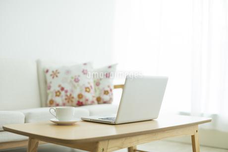部屋の中にある家具の写真素材 [FYI00042596]