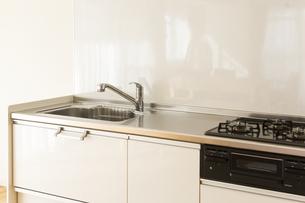 台所の写真素材 [FYI00042758]