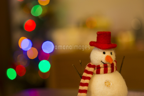 クリスマスグッズの写真素材 [FYI00042802]