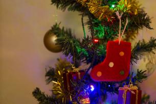 クリスマスツリーの写真素材 [FYI00042804]