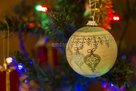 クリスマスツリーの写真素材 [FYI00042806]