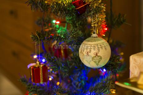 クリスマスツリーの写真素材 [FYI00042810]
