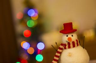 クリスマスグッズの写真素材 [FYI00042813]
