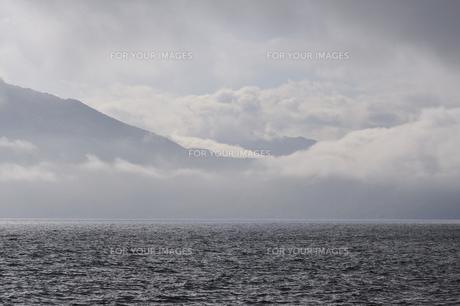 支笏湖の素材 [FYI00042977]